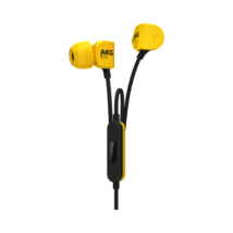 AKG Y20U  fülhallgató sárga