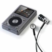 FIIO X3 DSD lejátszó/DAC ezüst + YAMAHA EPH-100 fülhallgató szett