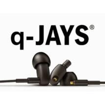 JAYS q-Jays audiofil fülhallgató IOS vezérléssel