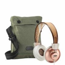 Marley Positive Vibration COPPER fejhallgató+ajándék vászontáska