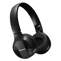 Pioneer SE MJ 553BT-K Bluetooth fejhallgató fekete