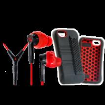 Yurbuds Inspire 400 sport fülhallgató + iPhone 5 Race Case