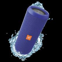 JBL Flip 3 vízálló bluetooth hangszóró, kék