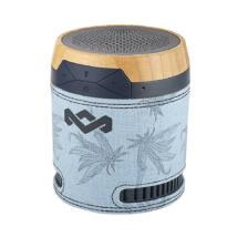 Marley Chant EM-JA008-BH, hordozható bluetooth hangszóró kék kender