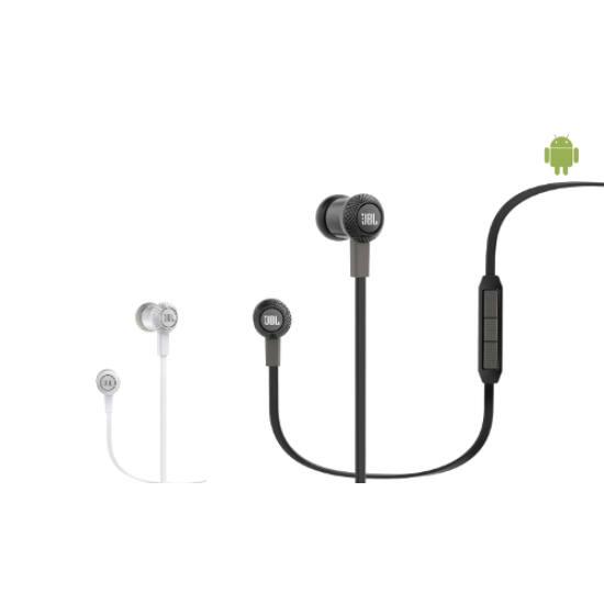 JBL Synchros S100a fülhallgató, fehér