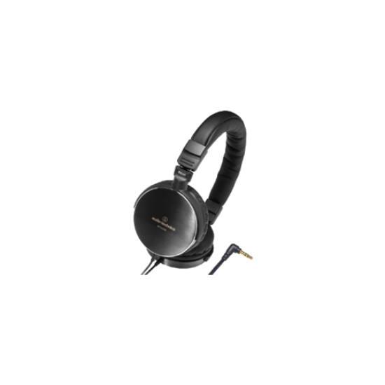 Audio-Technica ATH-ES700BK fejhallgató