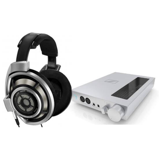 Sennheiser HD 800 fejhallgató + HDVD 800