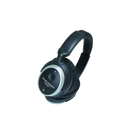 Audio-Technica ATH-ANC7B aktív zajszűréses fejhallgató