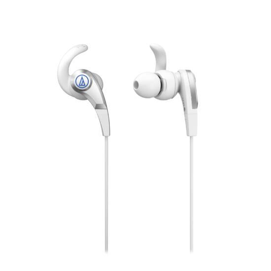 Audio-Technica ATH-CKX5 fülhallgató, fehér