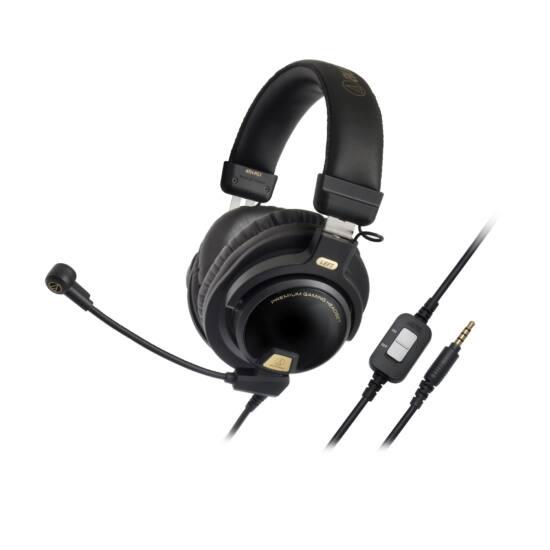 Audio-Technica ATH-PG1 Premium Gamer Fejhallgató