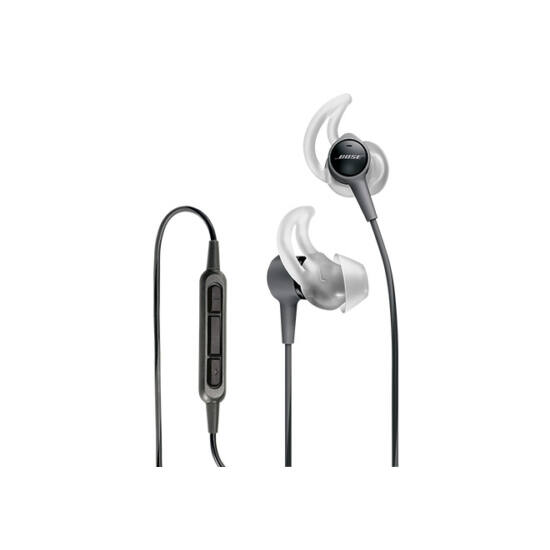 Bose SoundTrue Ultra In-Ear fekete fülhallgató Galaxy kompbatibilis