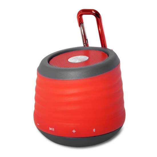 JAM XT (HX-P430) víz és porálló Bluetooth hangszóró, piros DEMO