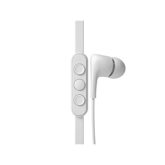 JAYS a-JAYS Five iOS kompatibilis fülhallgató fehér DEMO