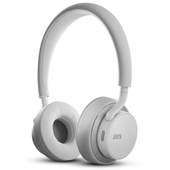 JAYS u-Jays  bluetoothos fejhallgató fehér