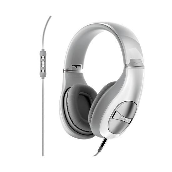 Klipsch STATUS iPhone kompatibilis Fejhallgató Fehér