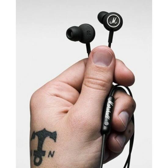 Marshall Mode In-Ear Fülhallgató Fekete-Arany