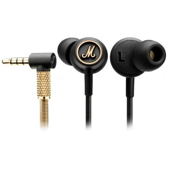 Marshall Mode EQ In-Ear Fülhallgató Fekete