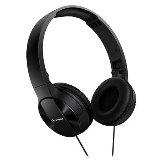 Pioneer SE-MJ503 zárt fejhallgató fekete