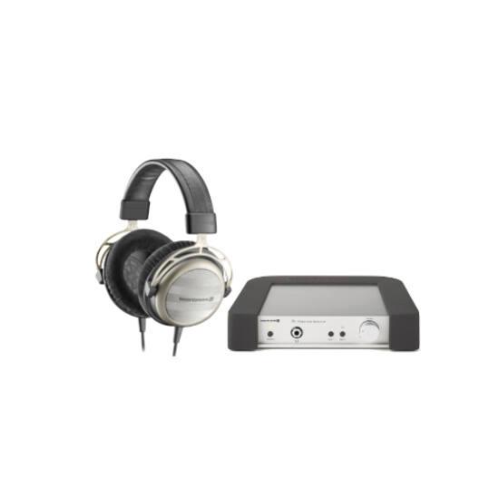 Beyerdynamic T1 Audiophile fejhallgató + A1 fejhallgató erősítő