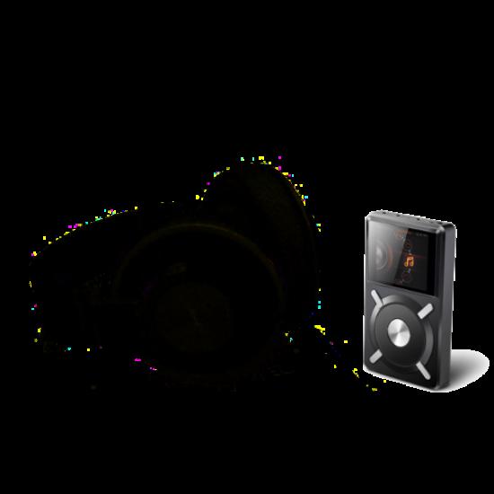 AKG K550MKII fejhallgató + FiiO X5