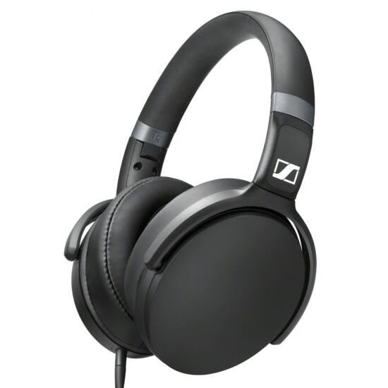 Sennheiser HD 4.30i Fejhallgató Fekete