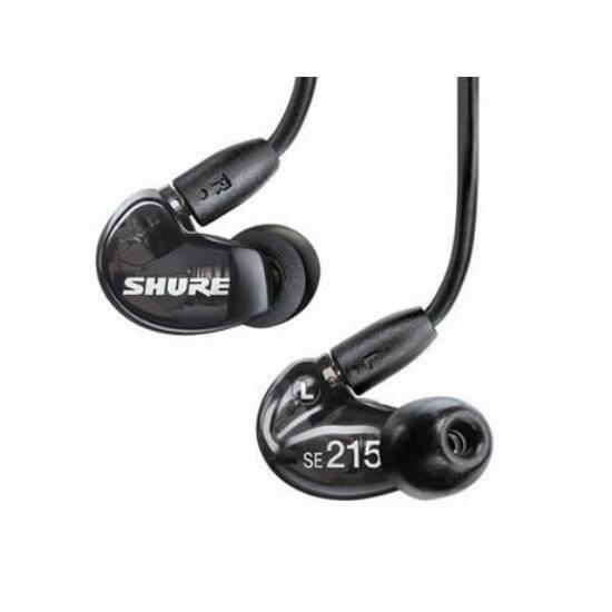 Shure SE215 K Sound Isolatin Fülhallgató