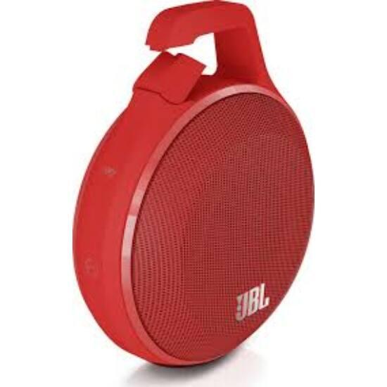 JBL Clip Bluetooth hangszóró piros