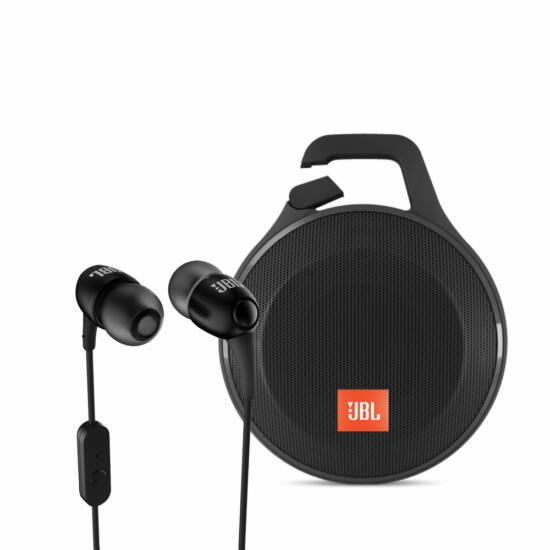 JBL Clip+ vízálló bluetooth hangszóró + ajándék T100 fülhallgató