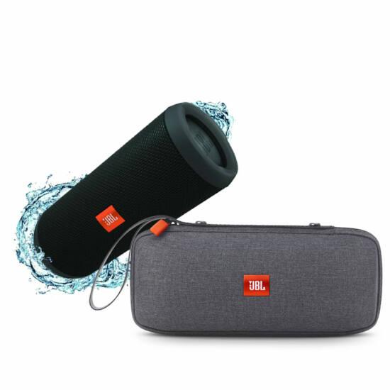 JBL Flip 3 vízálló bluetooth hangszóró + ajándék tok