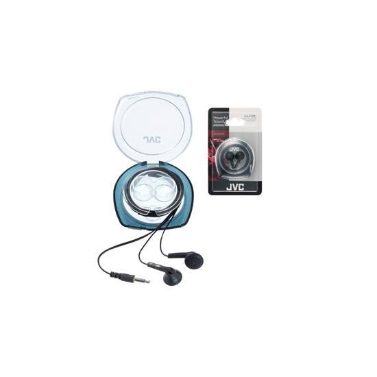 JVC HA-F10C fülhallgató hordtáskával