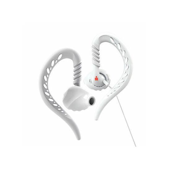 Yurbuds Focus fehér sport fülhallgató (10202)