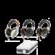 Sennheiser MOMENTUM G Barna+Denon DA-10 fejhallgató erősítő
