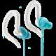 Yurbuds Focus 300 for women sport fülhallgató, fehér