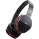 JVC HA-SBT5-B Bluetooth-os fejhallgató fekete