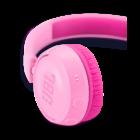 JBL JR300 BT vezeték nélküli gyerek fejhallgató, pink