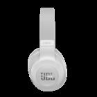 JBL E55 BT bluetooth fejhallgató, fehér (Bemutató darab)
