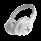 JBL E55 BT bluetooth fejhallgató, fehér