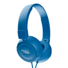 JBL T450 fejhallgató, kék