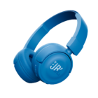 JBL T450 BT bluetooth fejhallgató, kék (Bolti bemutató darab)