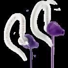 Yurbuds Focus 200 for women sport fülhallgató, lila