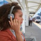 JAM Transit Touch Bluetoothos Fejhallgató szürke