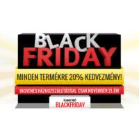Black Friday 2014  20% kedvezmény és ingyenes szállítás mindenre! 1ab8aea75e