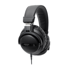 Audio-Technica ATH-PRO5X fejhallgató, fekete