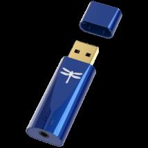 Audioquest Dragonfly Cobalt USB DAC fejhallgató erősítő