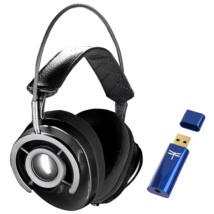 AudioQuest NightOwl Carbon fejhallgató + Dragonfly Cobalt USB DAC