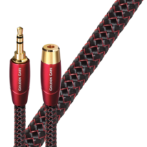AudioQuest Golden Gate 3,5 Jack-Jack toldó kábel, 2m