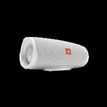 JBL Charge 4 vízálló hordozható Bluetooth hangszóró (Steel White) fehér