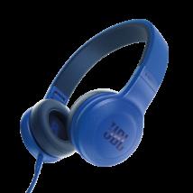 JBL E35 fejhallgató kék (Bemutató darab)