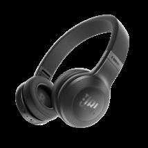 JBL E45 BT bluetooth fejhallgató, fekete (Bemutató darab)