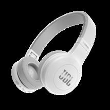 JBL E45 BT bluetooth fejhallgató, fehér (Bemutató darab)